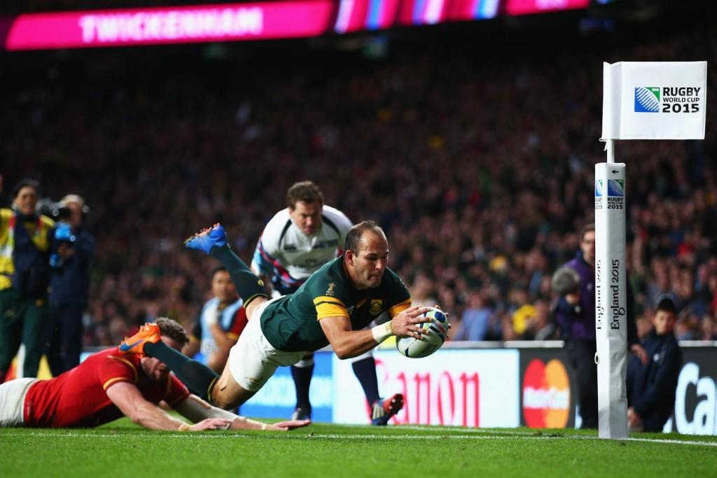 Νότια Αφρική - Ουαλία 23-19 : Εφτάψυχη!