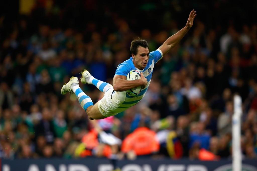 Ιρλανδία - Αργεντινή 20-43 : Τα Pumas απογειώνονται!