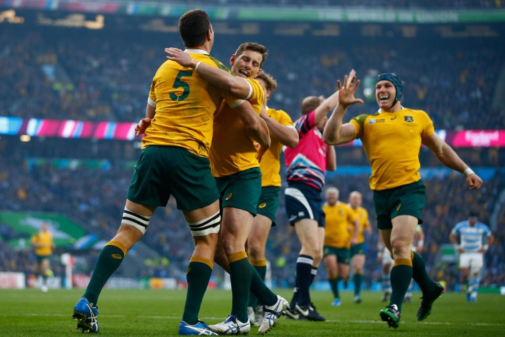Αργεντινή - Αυστραλία 15-29 : Αήττητα Wallabies στον Τελικό!
