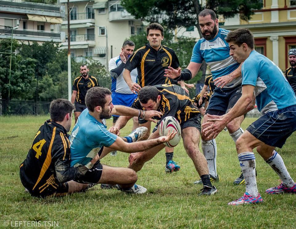 Τουρνουά rugby sevens στη Θεσσαλονίκη!